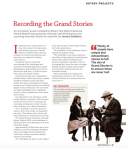 Grand stories